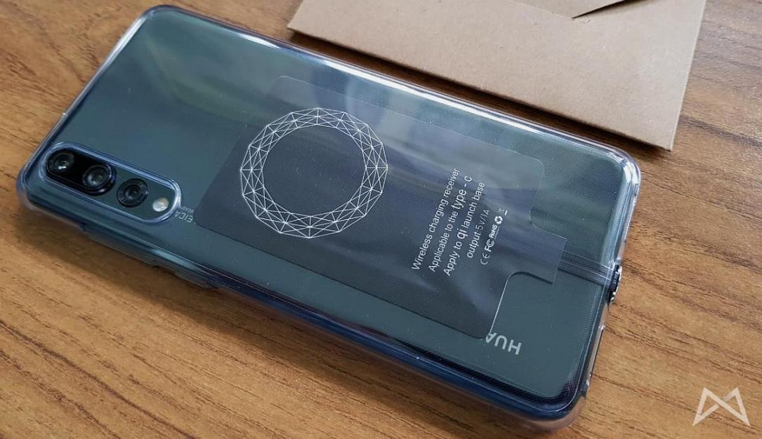 designer fashion e18d7 66261 Huawei P20 Pro: Kabelloses Laden nachrüsten