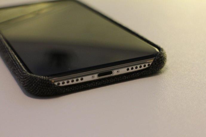 Iphone X Case Stoff 6