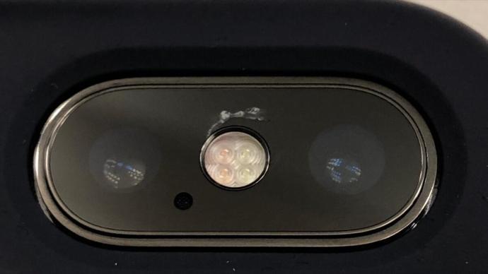 Iphone X Kamera Riss
