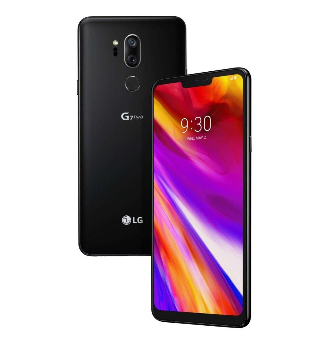 Lg G7 Thinq Schwarz