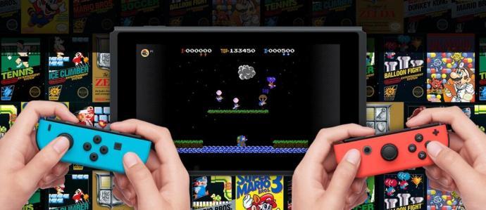 Nintendo Switch Nes Spiele