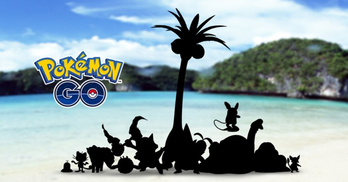 Pokemon Go Alola