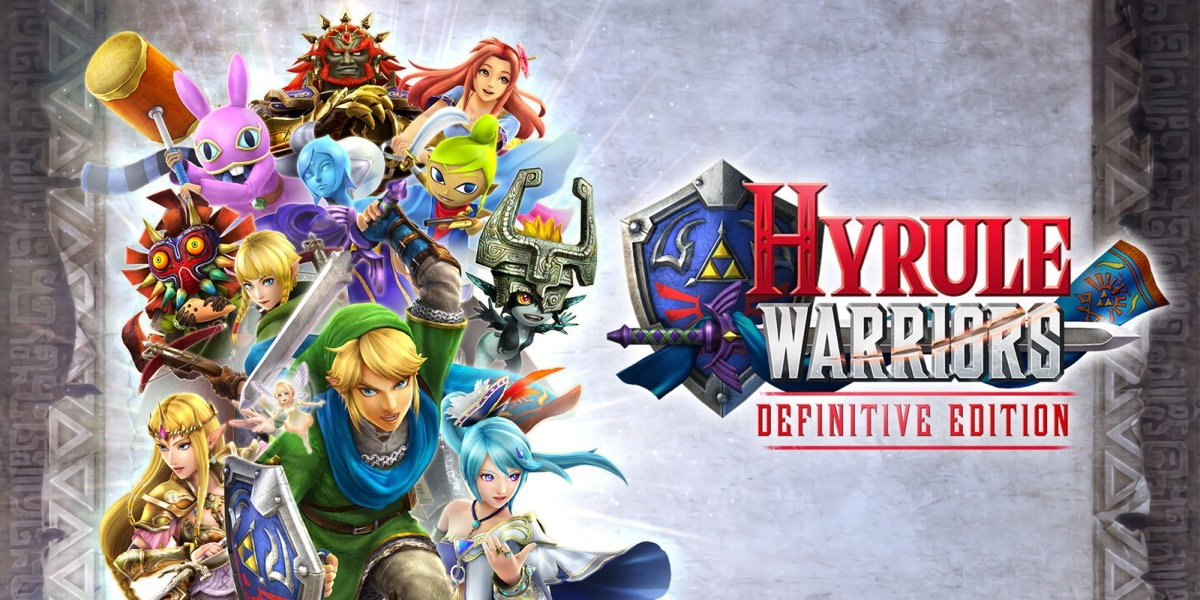 Switch Hyrule Warriors Test1