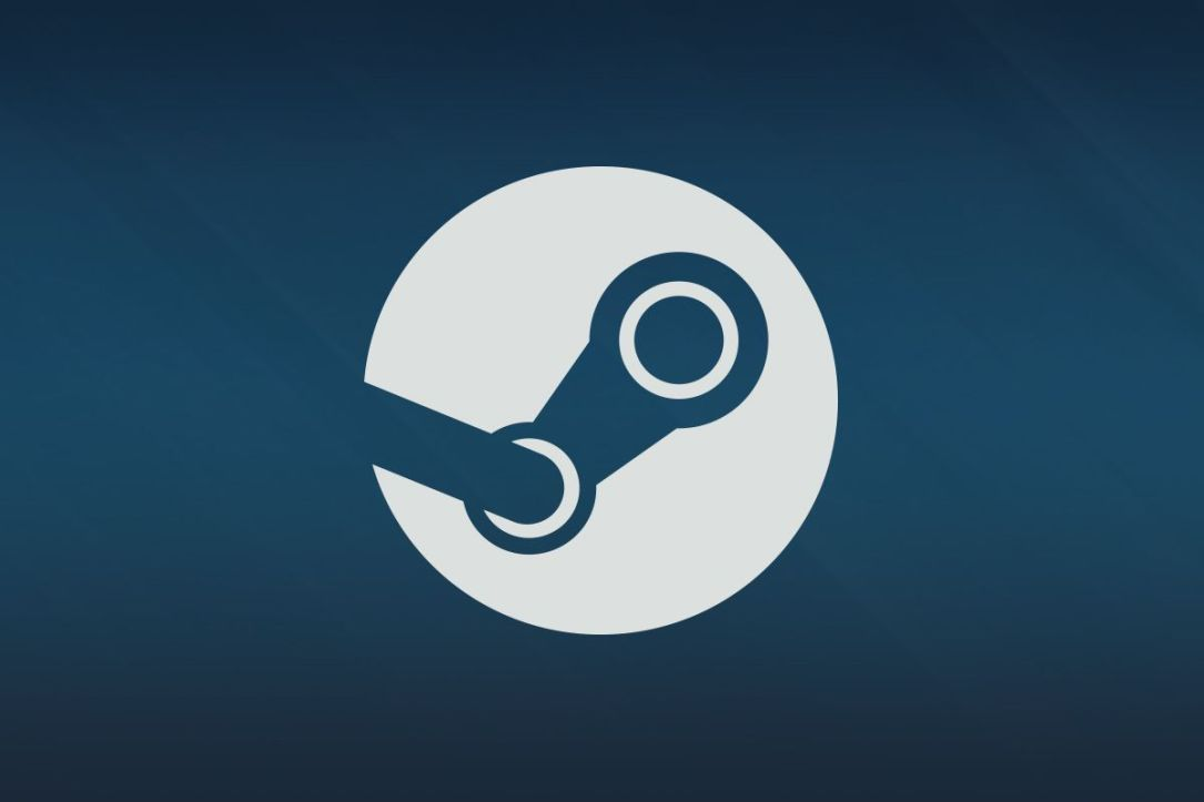 Valve Steam Logo