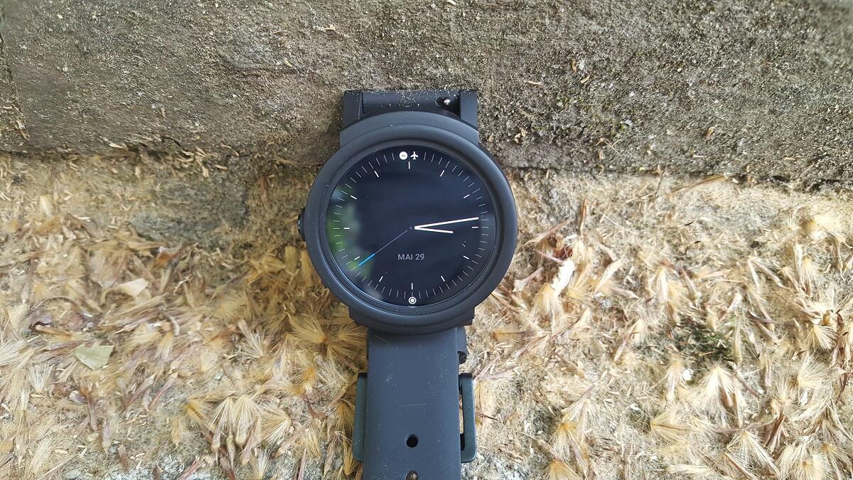 Ticwatch E Display
