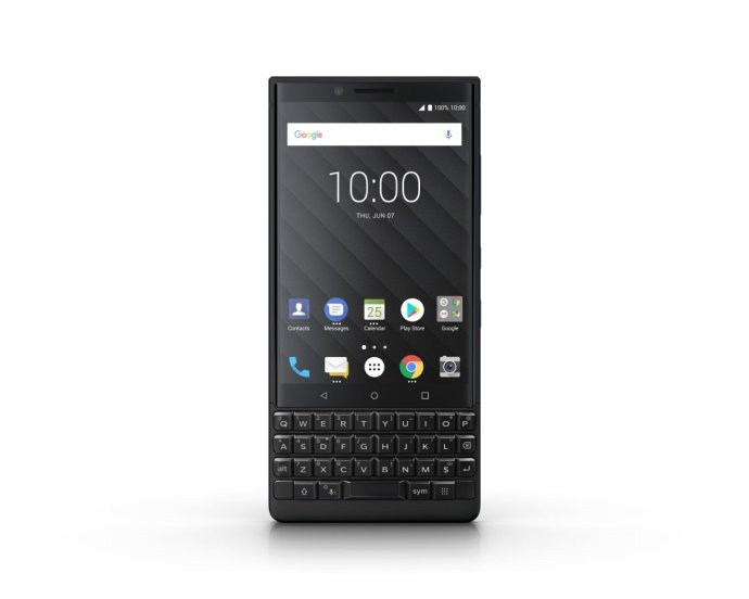 Blackberry Key2 Front
