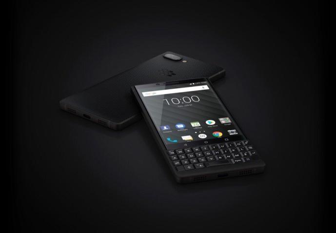 Blackberry Key2 Header