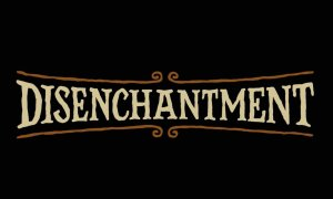 Disenchantment Logo Header