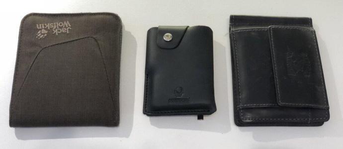 Donbolso Slim Wallet 7