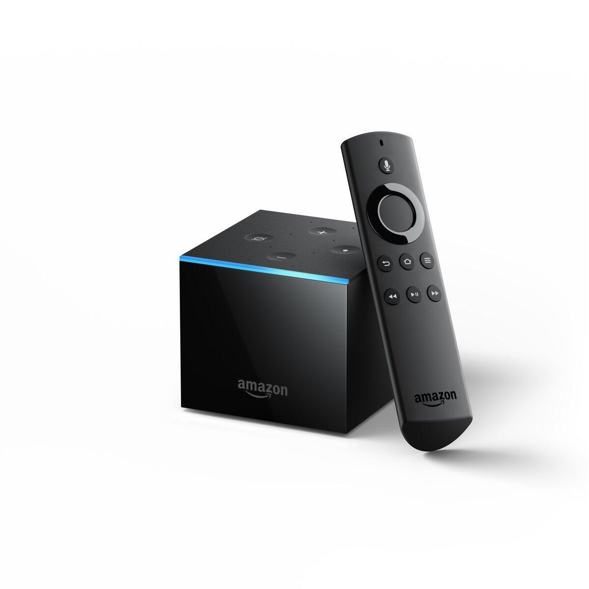 Fire Tv Cube Alexa Voice Remote