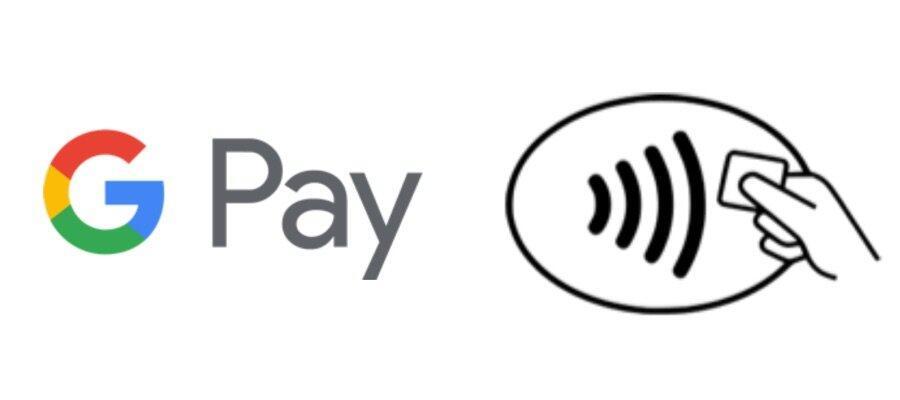 Google Pay Symbole