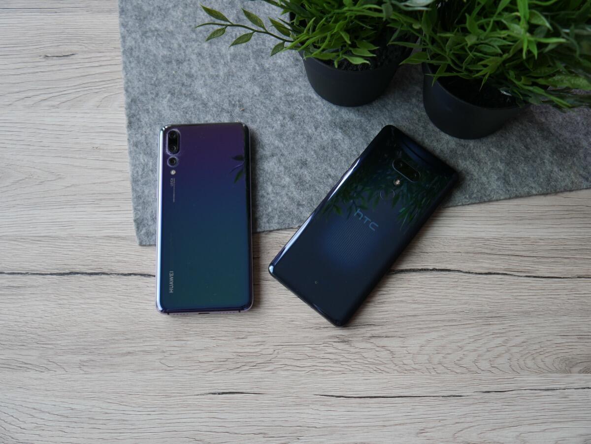 Htc U12 Huawei P20 Pro Vergleich3