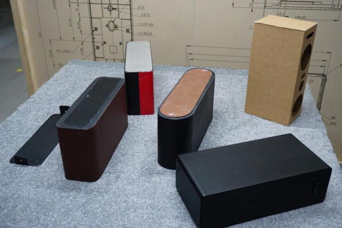 Ikea Symfonisk Prototypen