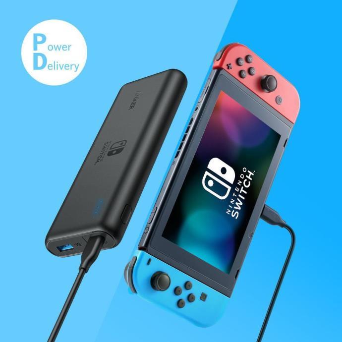 Nintendo Switch Anker