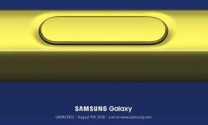 Samsung Galaxy Note 9 Teaser