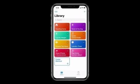 Shortcuts Siri