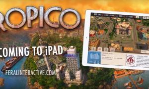 Tropico Ipad Header