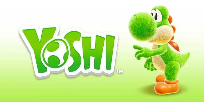 Yoshi Nintendo Switch Header