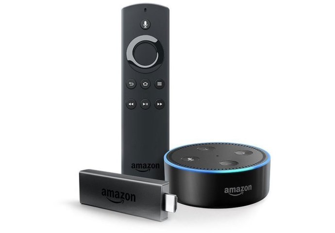 Echo Dot Fire Tv Stick