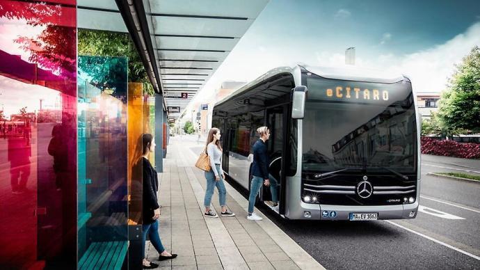 Ecitaro Daimler