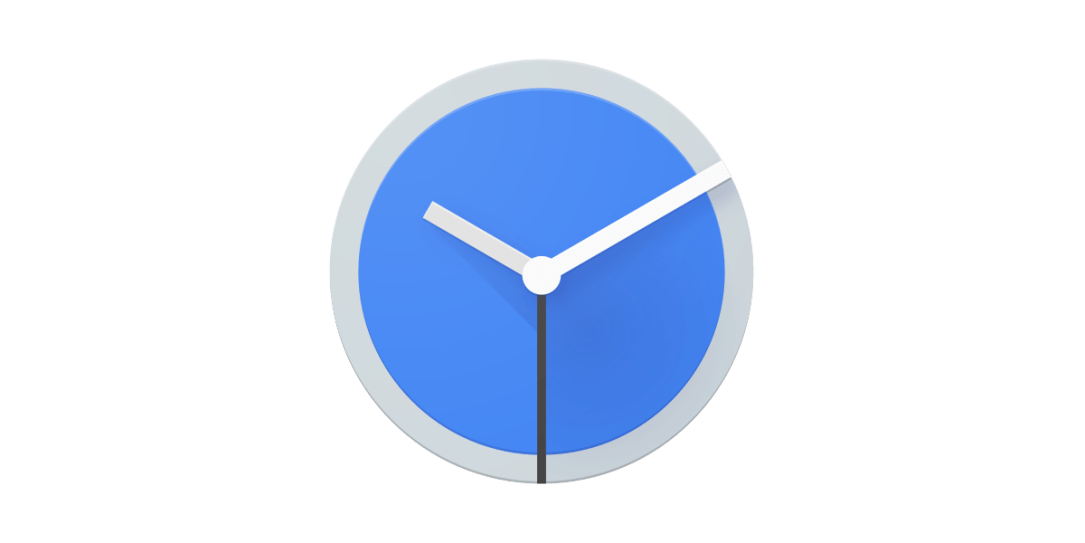 Google Uhr Clock Icon