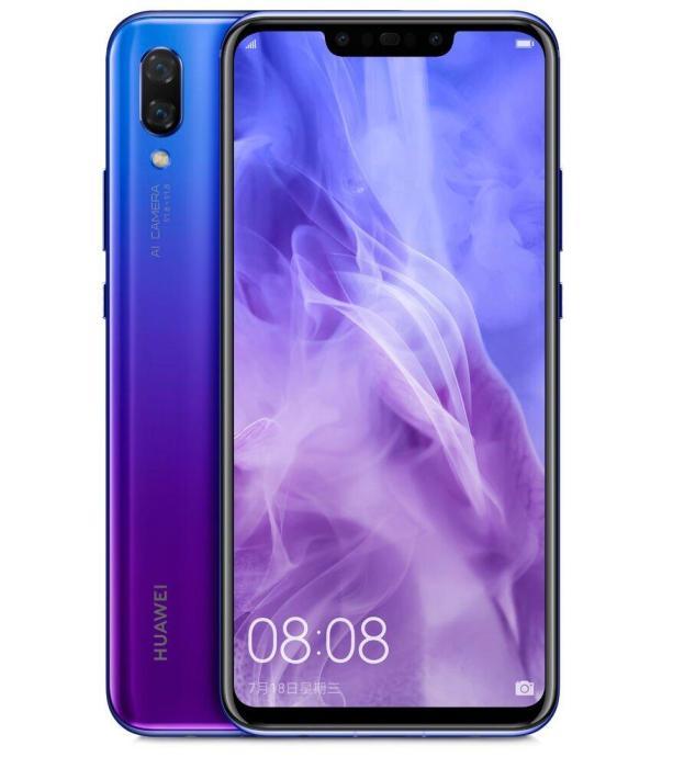 Huawei Nova 3 Lila