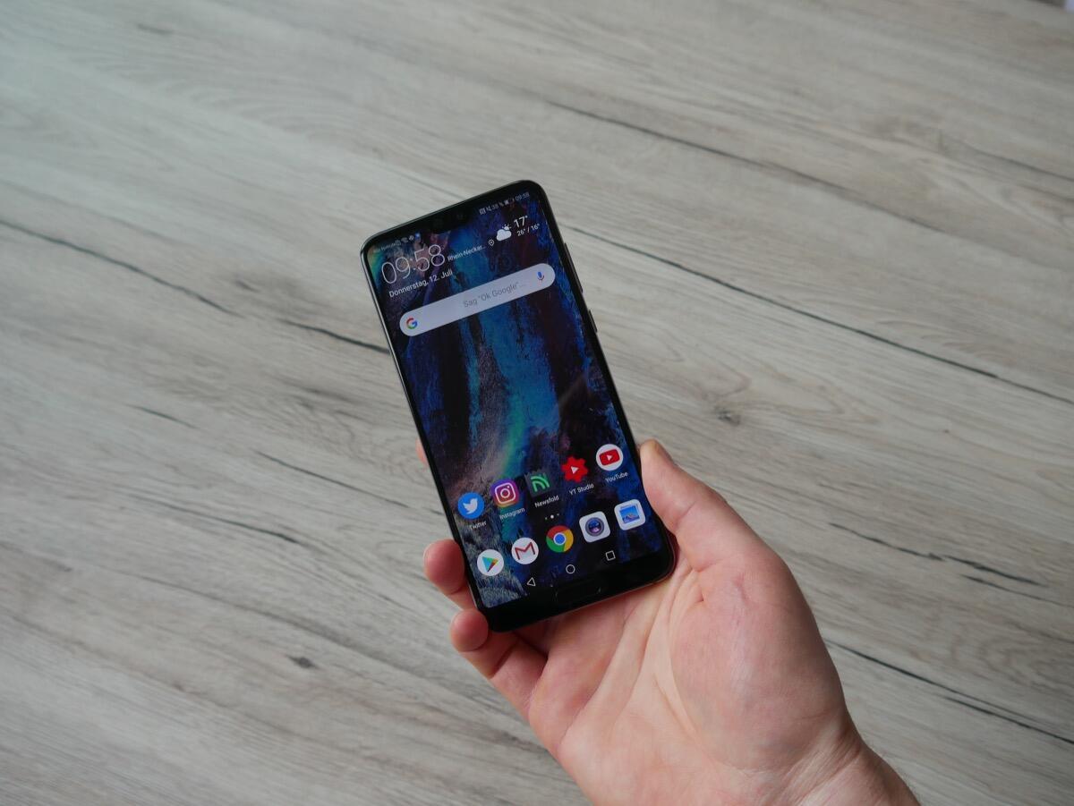 Huawei P20 Pro Review1
