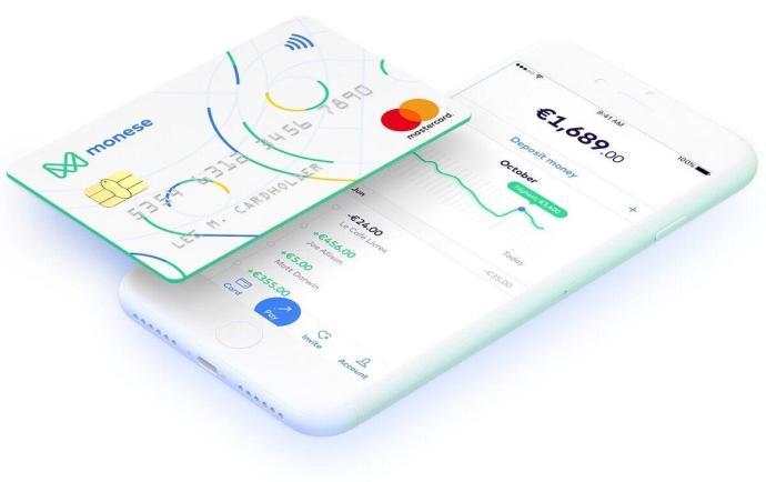 Banking-App: Monese will mit Einfachheit punkten