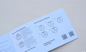 Nanoleaf Remote Anleitung