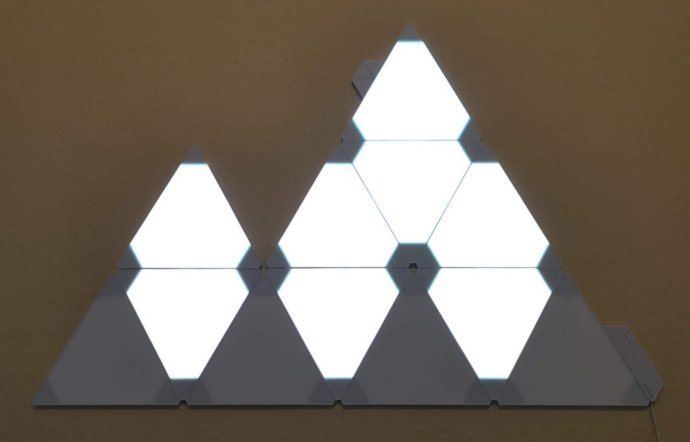 Nanoleaf Remote Bug
