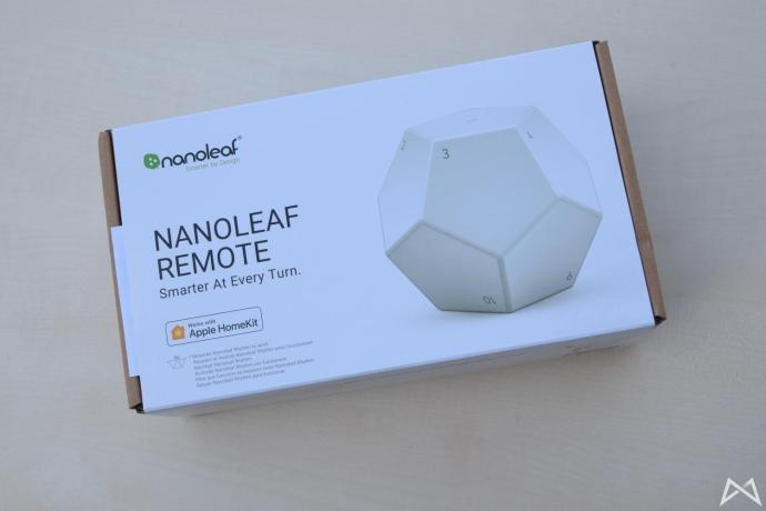 Nanoleaf Remote Ovp