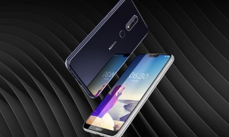 Nokia 6.1 Plus Header