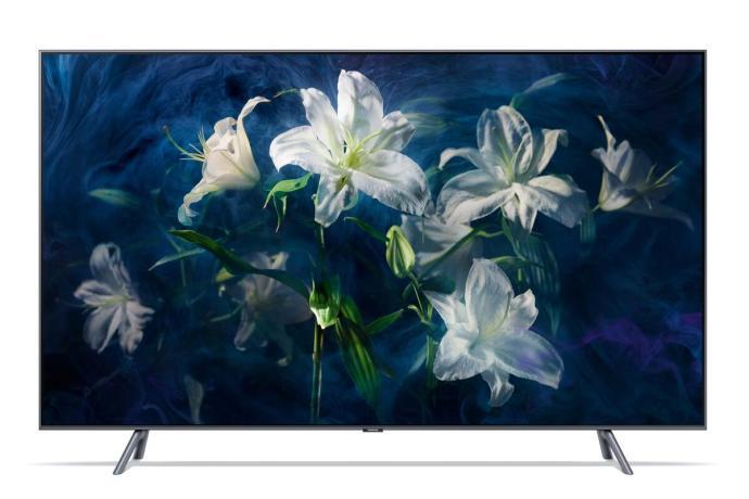 Samsung Q8d Qled Tv Header