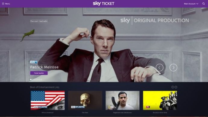 Sky Ticket Web Screenshot Small
