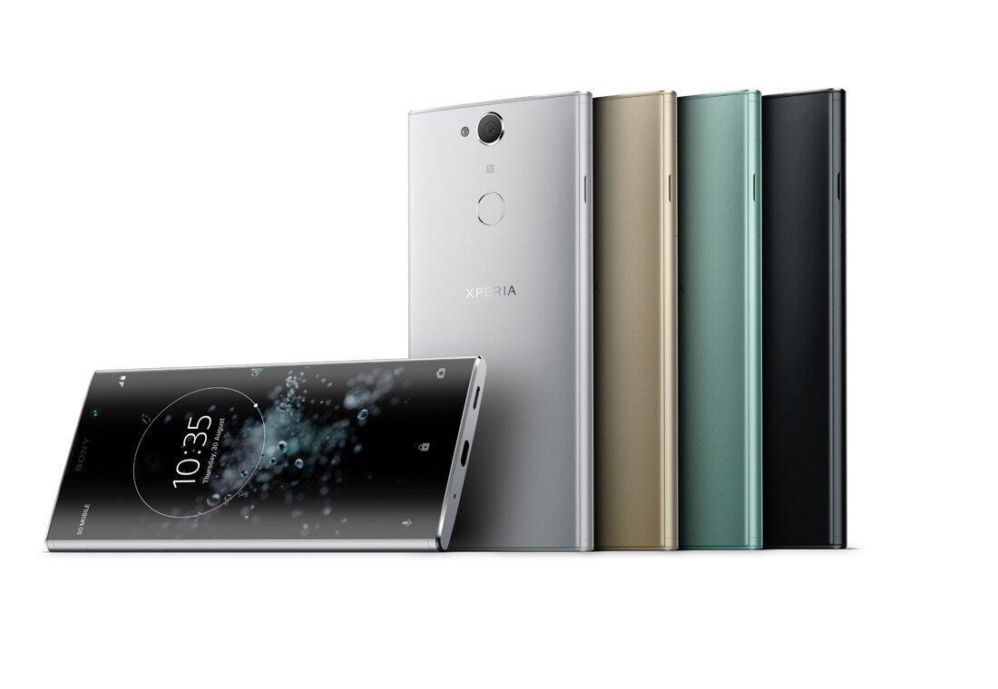 Sony Xperia Xa2 Plus Farben