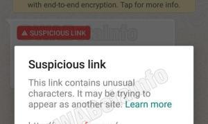 Suspiciouslink Android2
