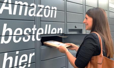 Amazon Locker 1