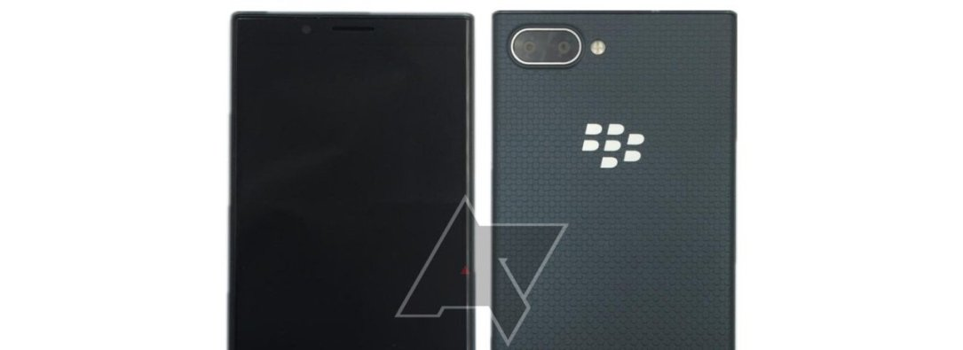 Blackberry Key2 Le Leak Header