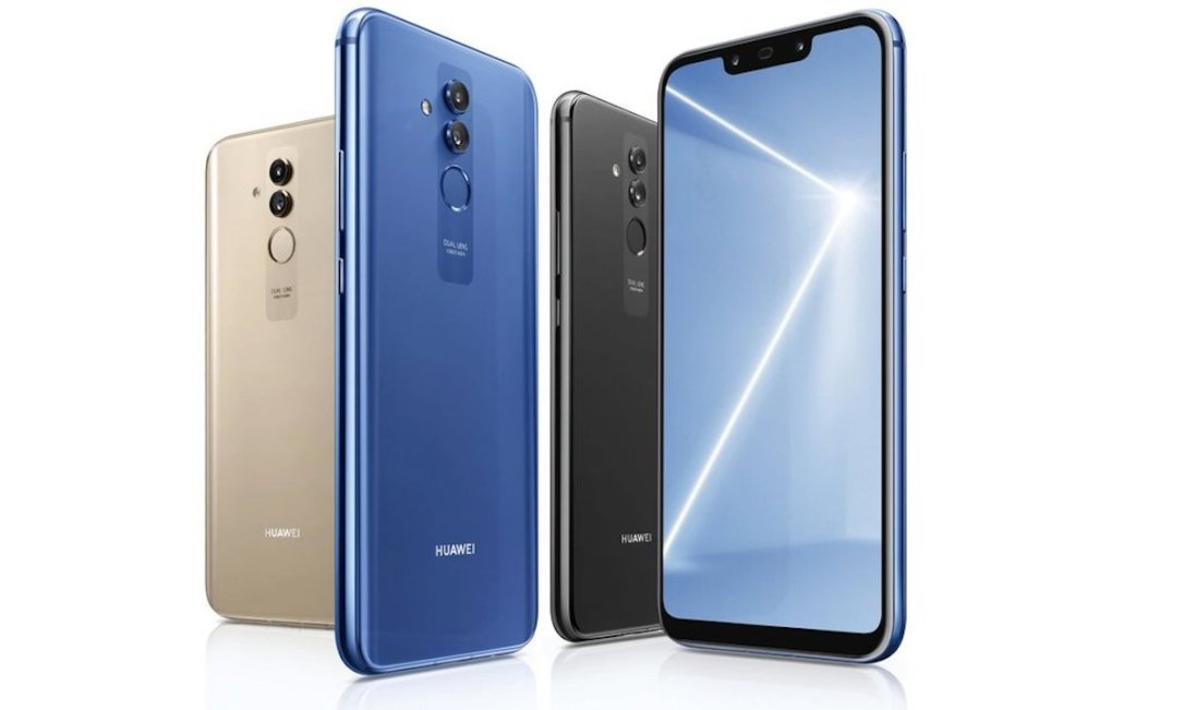 Huawei Mate 20 Lite Header