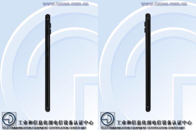 Huawei Mate 20 Lite Seite
