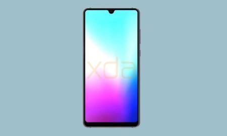 Huawei Mate 20 Render Header
