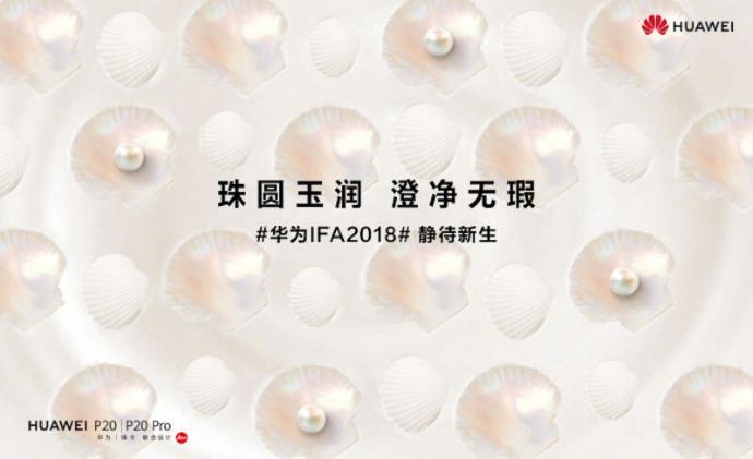 Huawei P20 Pro Farbe Ifa2
