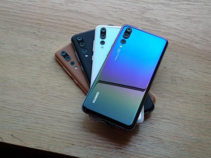 Huawei P20 Pro Farben Neu1