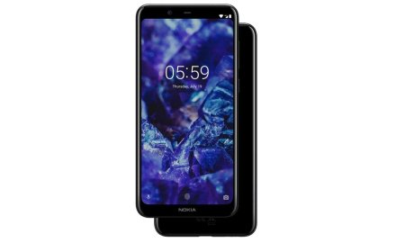 Nokia 5.1 Plus Header