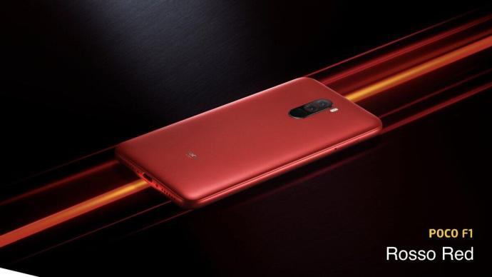 Pocophone F1 Rot