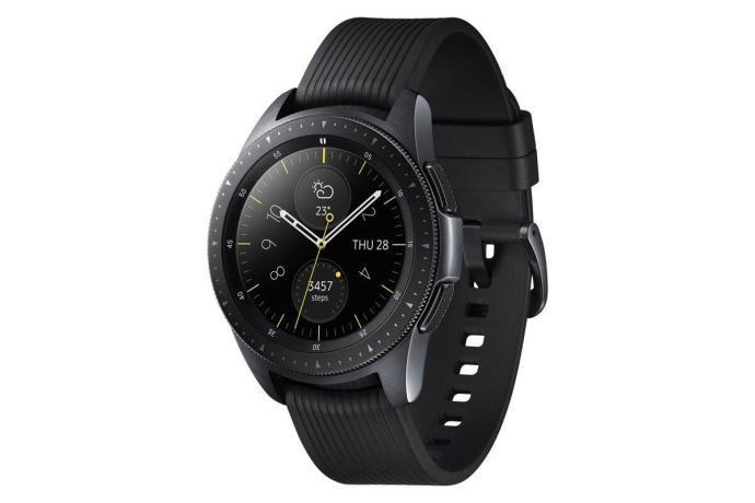 Samsung Galaxy Watch Schwarz