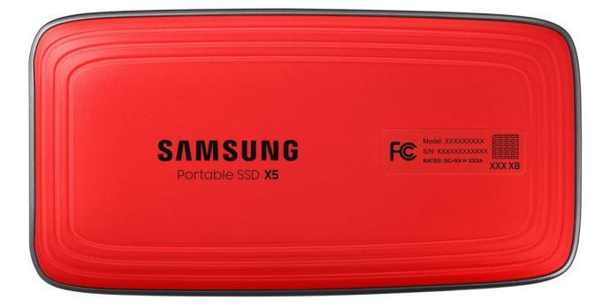 Samsung Ssd X5 1