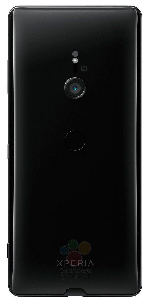 Sony Xperia Xz3 Leak Schwarz