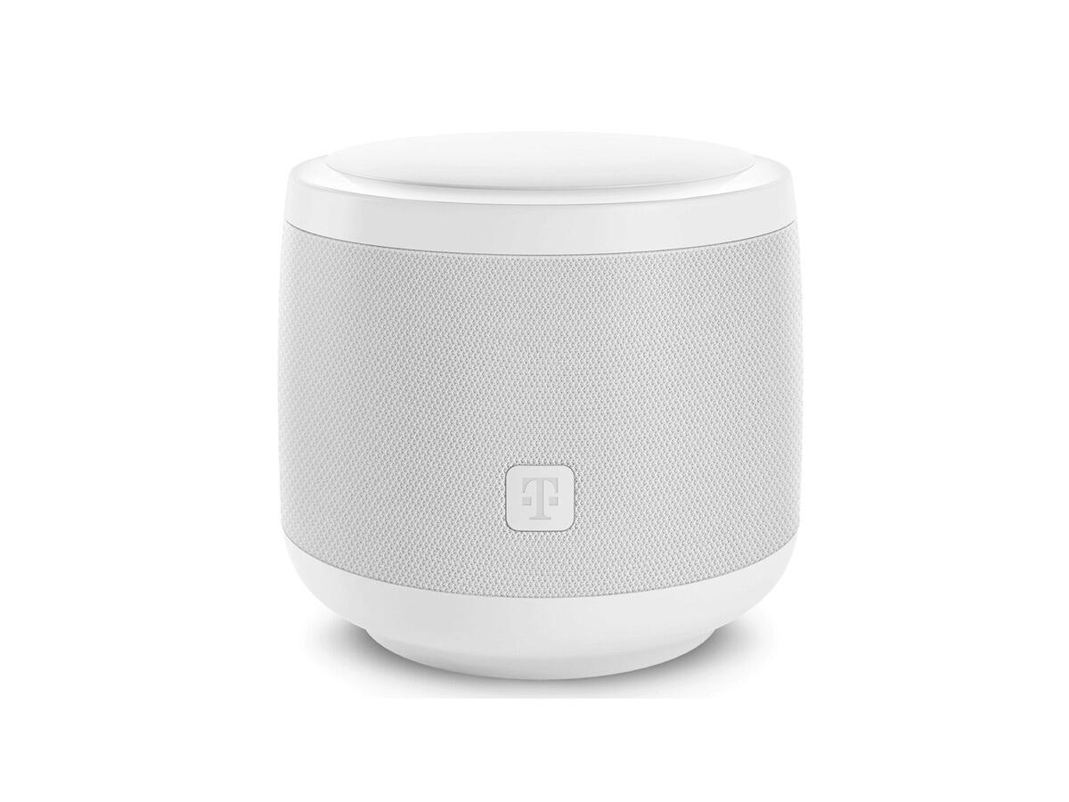 Telekom Smart Speaker Weiss