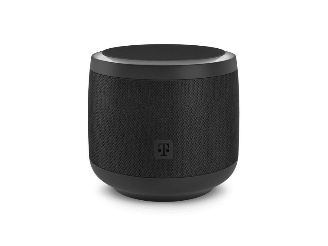 Telekom Smat Speaker Schwarz